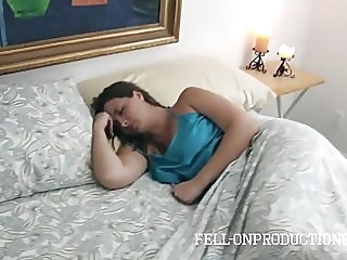 Horny Boy Fucks Stepmom amateur top rated creampie